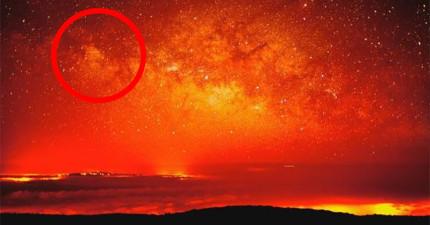這個男子拍攝了7天的天堂。他看到的景象讓我連呼吸都忘了!
