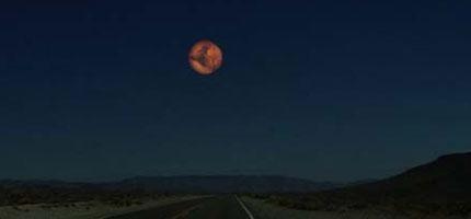 這就是我期望每天可以看到的夜空。但是看完後卻感到好渺小!