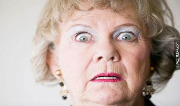 1. Pentheraphobia:岳母恐懼症
