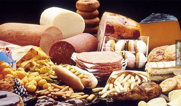 19. Lipophobia:食品內含脂肪恐懼症