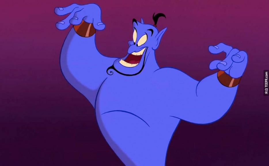 50個迪士尼卡通裡面的小祕密...看完後就會想要全部都重看!
