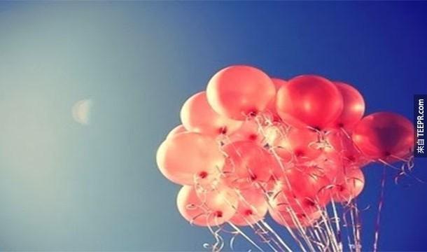 Globophobia:氣球爆破恐懼症