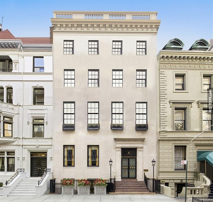 這棟34億的紐約超級豪宅現在正在出售。看到內部才知道為什麼這麼貴!