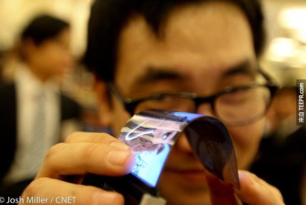 3. 未来的智慧手机!