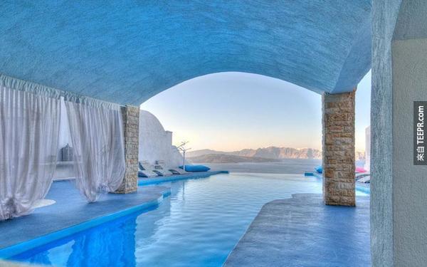 阿斯塔特套房酒店,希臘。
