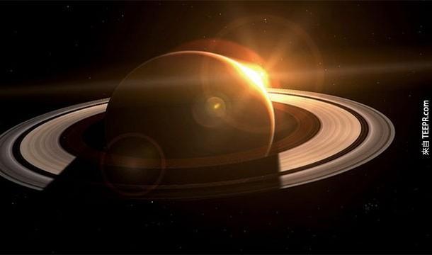 9.) 在木星和土星,下的竟是鑽石雨。(也太神奇了!)