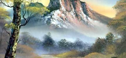 這些風景畫背後有一個會讓你不敢相信的秘密。我很難想像他是怎麼做到的。