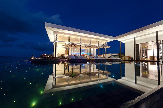 #20. 位於馬爾地夫的美亞德赫萬福師度假村( Jumeirah Dhevanafushi resort),好美啊!