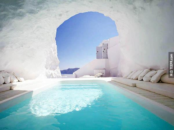 卡緹吉酒店,希臘。