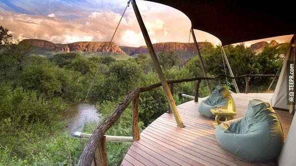 Marataba度假村,南非