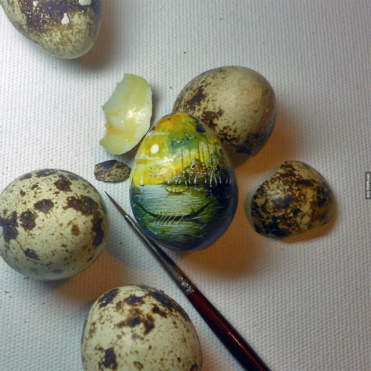 6.) Egg