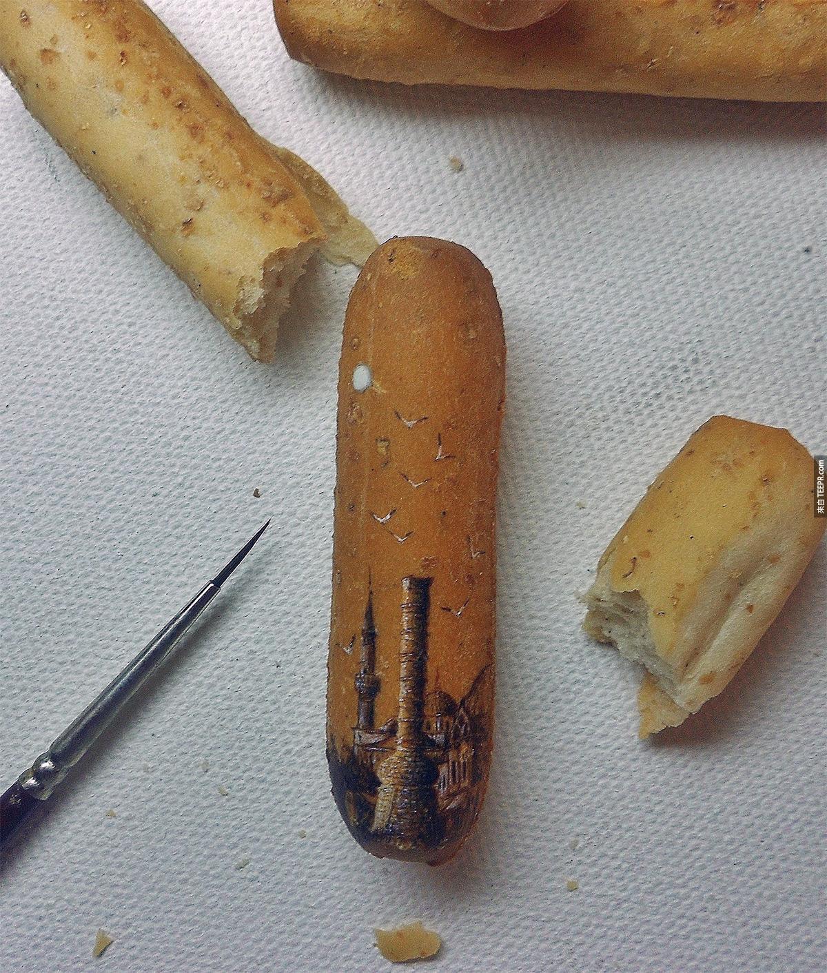 7.) Breadstick