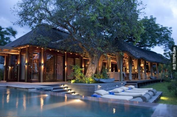 芬達家園,南非。