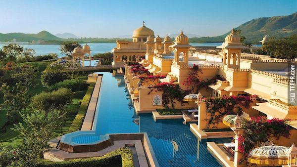 維拉斯歐貝羅伊,印度。