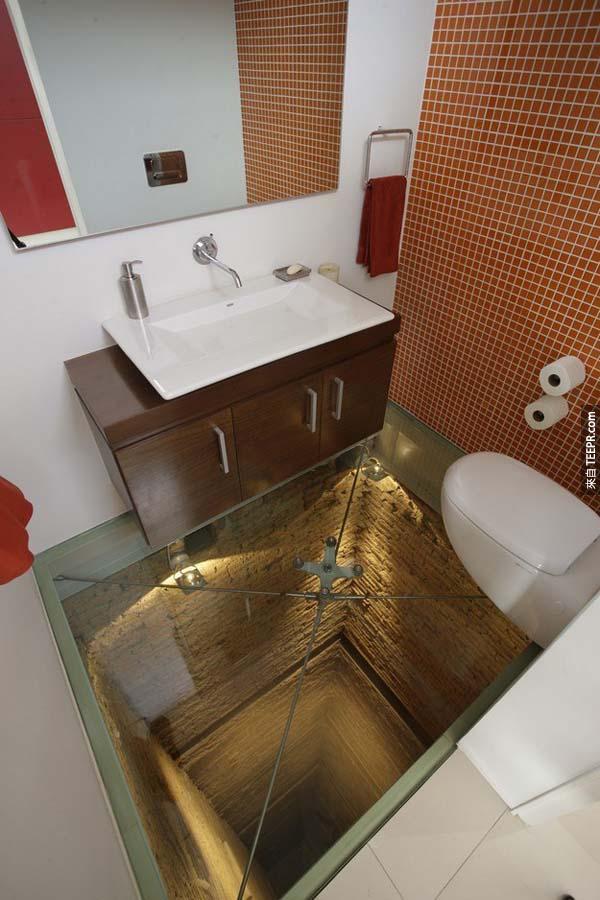5.) 迴光返照真的有辦法上廁所嗎?