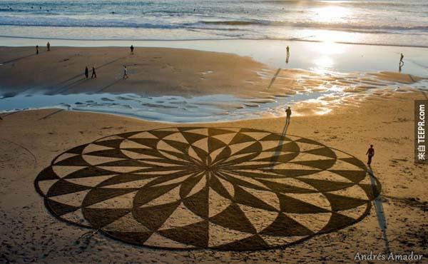 beach art14
