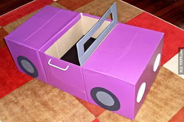 23.) 還是小汽車...