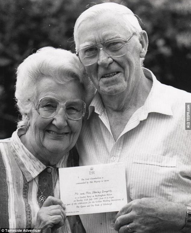 這是全世界最恩愛的夫妻。他們一輩子都沒有一天離開過對方,即使面對死亡也是。