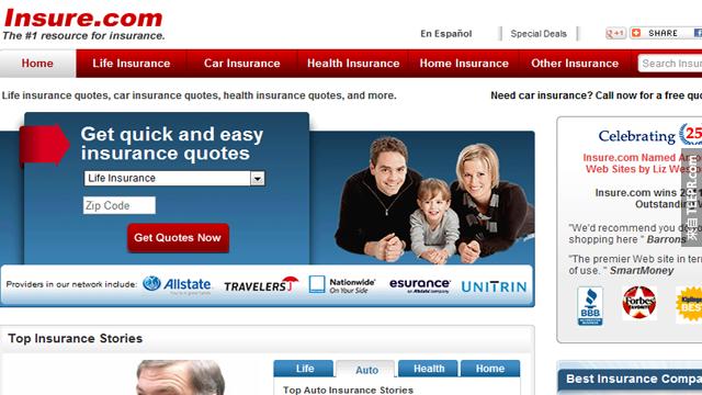 Insure.com這個網域名稱要價1600萬美元。一家加州的行銷公司Quinstreet在2009年買下insure.com這個網域名稱時,創下了最貴網域名稱的金氏世界記錄。