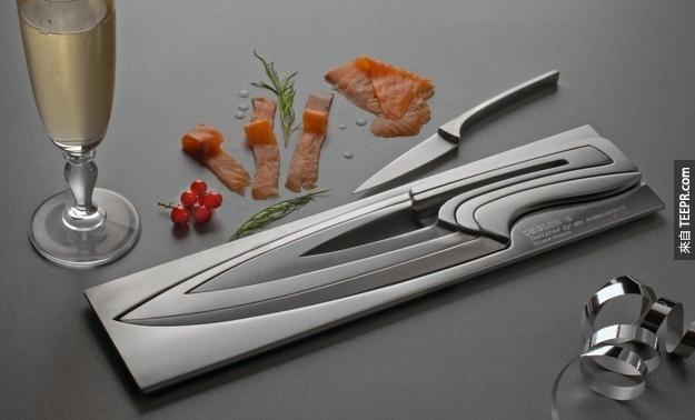 10.這刀具組真酷!