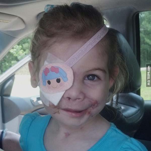 這個3歲小女孩被要求離開肯德基。當中的原因讓人作嘔。