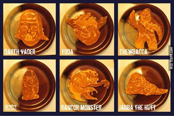 Pancake Art