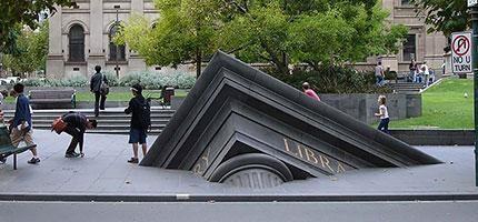 經投票,這些就是全世界最有創意的25件雕塑品。你一定會超愛的!