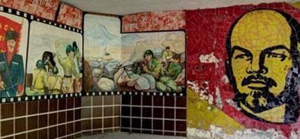 她為了拍攝這些蘇聯遺跡的照片被逮捕了。這些照片可能會讓你感到毛骨悚然!