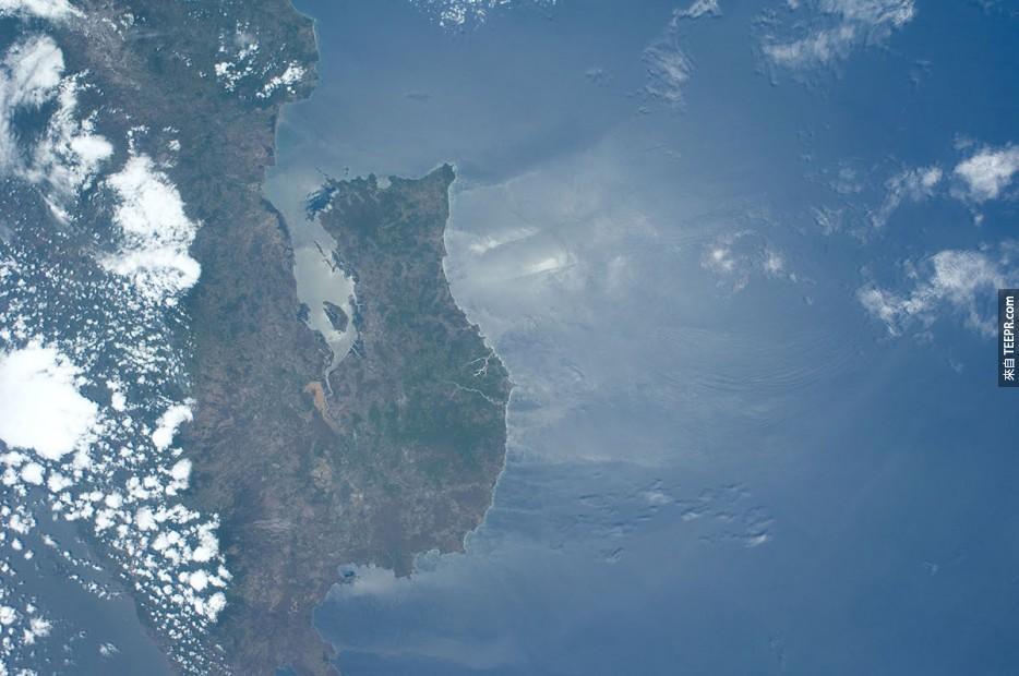 14. 奧薩半島,哥斯達黎加