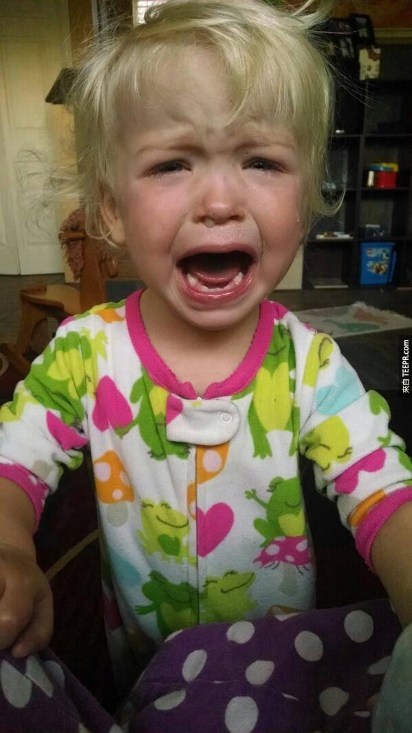 這些小朋友哭的原因會讓所有父母親 (和所有人) 哭笑不得。