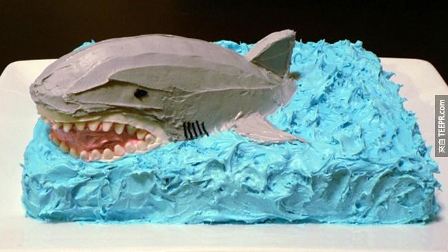 Shark%20Beach%20Cake