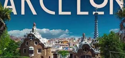 這個人用最天才的方法帶你2分鐘輕鬆走遍巴塞隆納,讓你感覺就像在出國度假!