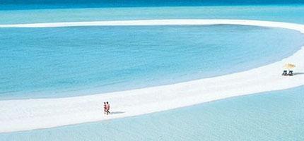 20個最棒的豪華私人度假島