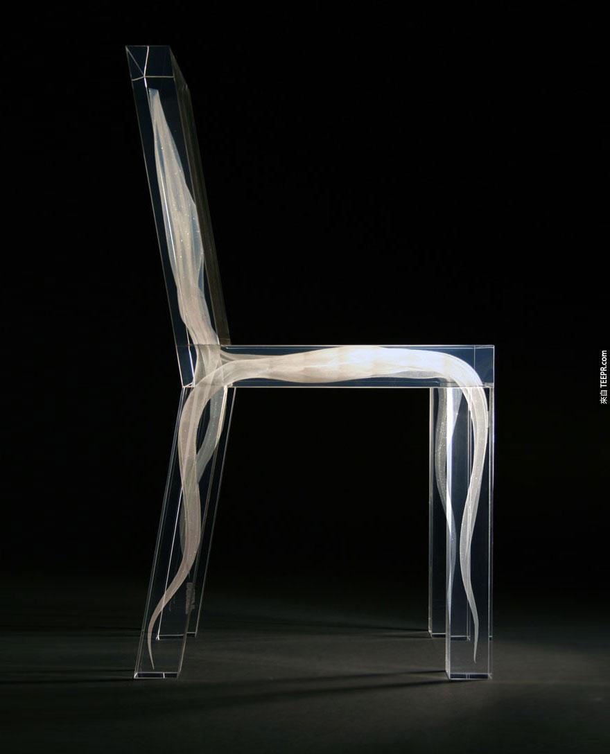 這28張椅子是好看的家具但更是不可思議的藝術。有一些真的改變了我對設計的看法。