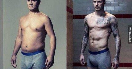 你對自己的身材沒有自信嗎?這些照片會徹底改變你的想法。