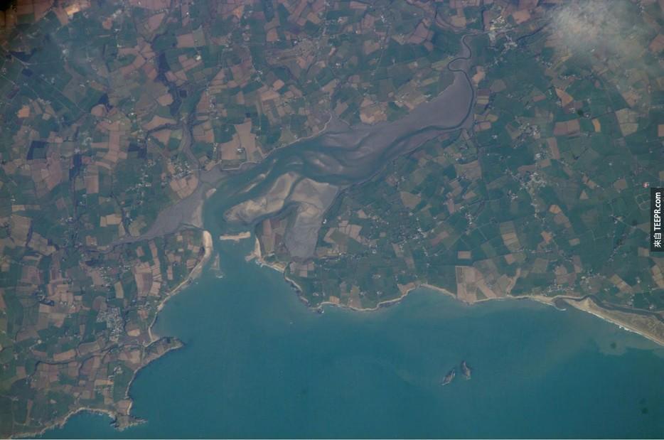 31. Ballyteige灣和Bannow,愛爾蘭
