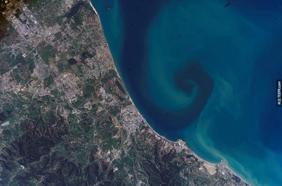 46. 沙螺,阿爾及利亞海岸