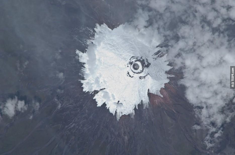 50. 科托帕希火山,厄瓜多爾