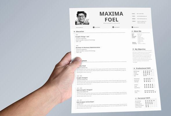 27個你必須要抄襲的履歷表,想要找到更好的工作和薪水就靠這個