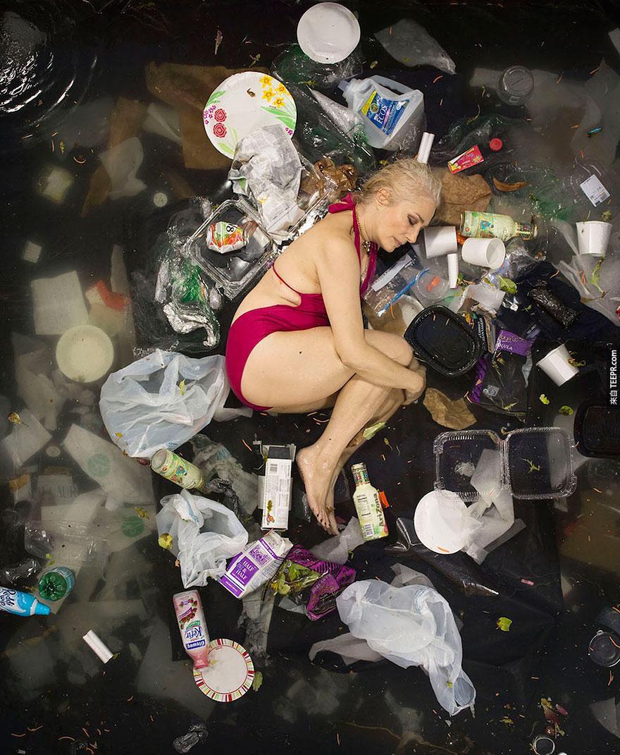 你一定會說你知道世界的污染很嚴重,但是我現在跟你說...你不知道的。