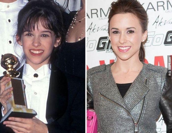 19)萊西查伯特 -  1996年和現在。
