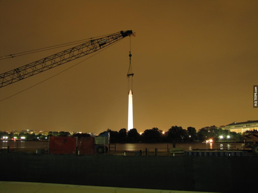 14.) Set it down here boys! - Washington, DC