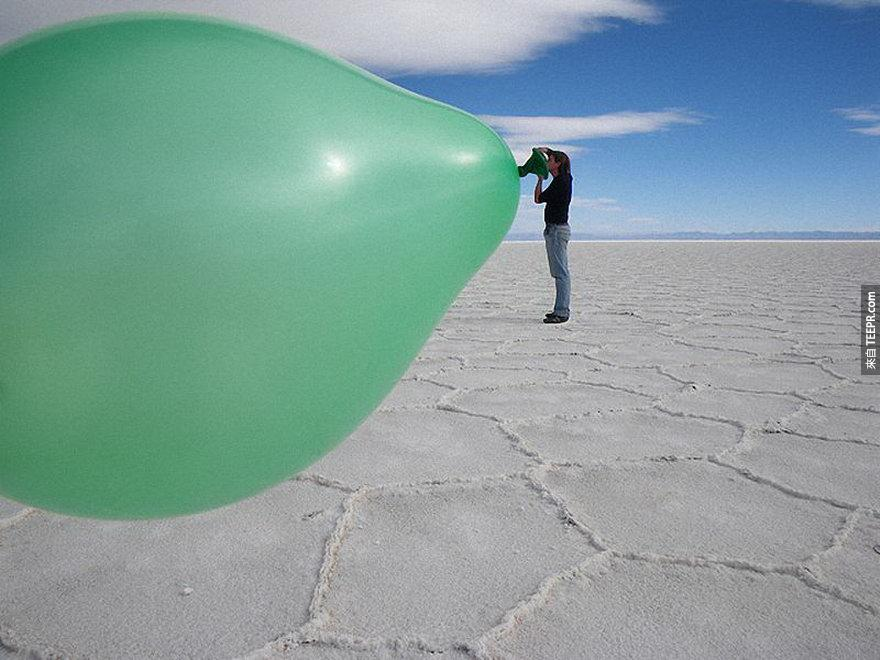 2.) Anyone in there? - Salar de Uyuni, Bolivia