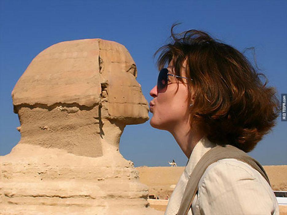 28.) Very nice to meet you. -Cairo, Egypt
