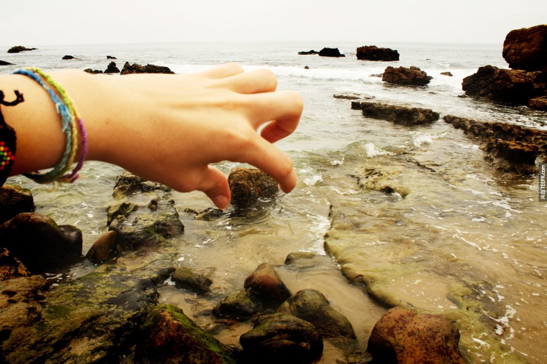 9.) Let me just grab that real quick. - Laguna Beach, California