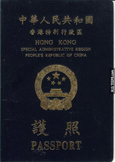 上次那個護照好用度排行榜是錯的。這個國家的護照才是最強大的。
