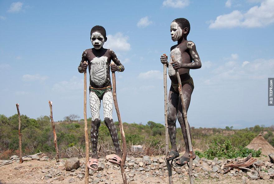 16)埃塞俄比亞