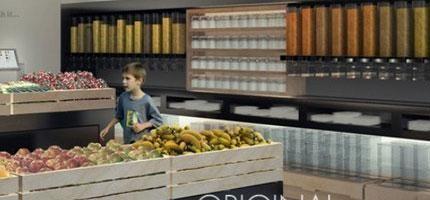 這是一家會改變世界的超級市場。