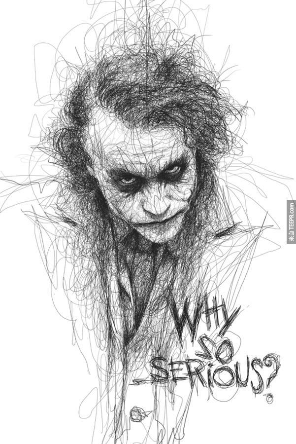 Scribble Drawings 1