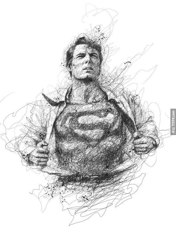 Scribble Drawings 2